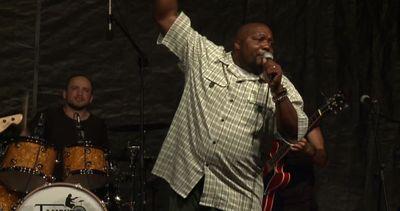 Sugaray Rayford incanta il pubblico del Trasimeno Blues