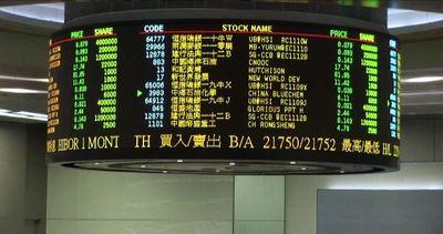 Cina, crollo record alla Borsa di Shanghai: -8,47%