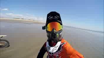 Motocross a Panama