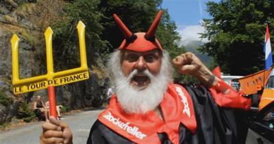 Tour de France: il vero atleta da battere è il diavolo