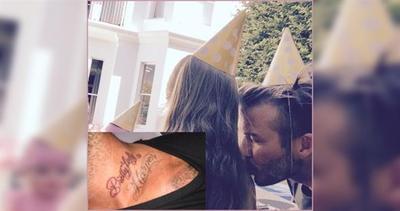 David Beckham, gesto estremo per la figlia