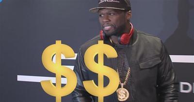 50 Cent, multa da 2mln di dollari e va in bancarotta