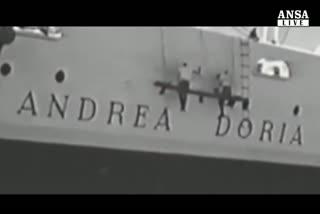 Un docu-film sulla tragedia dell'Andrea Doria