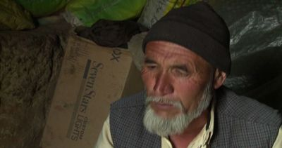Afghanistan, i profughi nelle grotte degli eremiti di ...