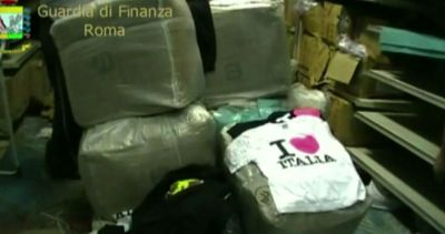 "Falso made in Italy al ""Commercity"" di Roma, denunciati 35 ..."