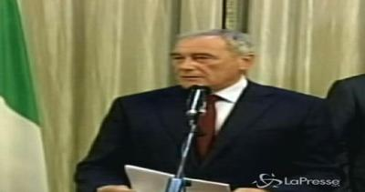 Presidente Senato Grasso: E' tempo di dare pieni diritti a ...