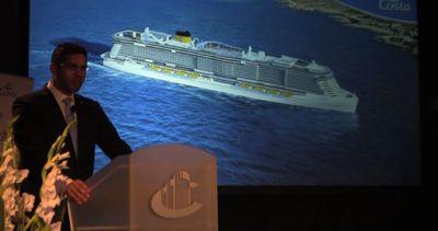 Costa Crociere ordina 2 navi green, alimentate con gas ...