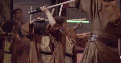A Disneyland Paris la scuola per piccoli apprendisti Jedi