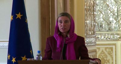 Mogherini a Teheran: accordo nucleare è l'inizio di un ...