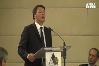 Renzi a ambasciatori: Italia sara' leader