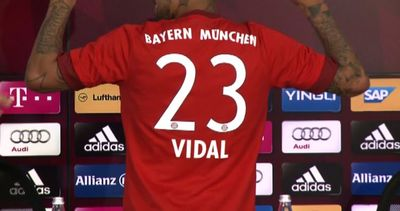 Vidal dopo la cessione al Bayern: sempre juventino ...