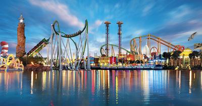 I 5 parchi divertimento più belli del mondo