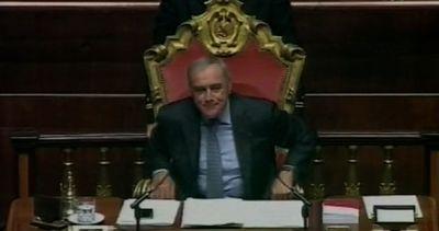 Il Senato respinge richiesta arresto Azzollini, urla in aula