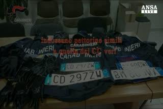Napoli: sgominate dai Carabinieri due bande di rapinatori