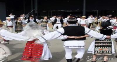 Festa a Expo per National day della Romania: suoni e colori