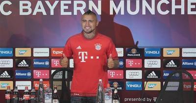 È ufficiale: Vidal è un giocatore del Bayern Monaco