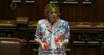 Sanità, Lorenzin: non è previsto nessun taglio da 10 miliardi