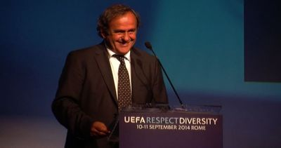 Platini si candida alla presidenza Fifa per il dopo Blatter