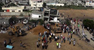 """Amnesty: """"crimini di guerra"""" di Israele a Gaza nel 2014"""