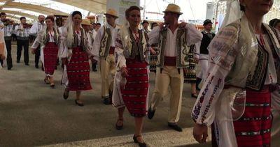 Romania in festa a Expo, Bucarest si candida a granaio ...