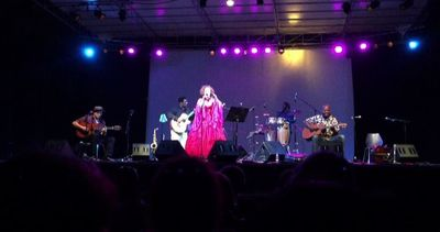 "Sarah Jane Morris incanta Roma con ""Feel The Love"""
