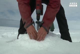 Allarme in Groenlandia, calotta glaciale si sta riducendo