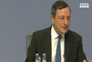 La Bce vede un miglioramento della ripresa