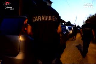 Rapine in casa e furti, sei arresti a Cagliari