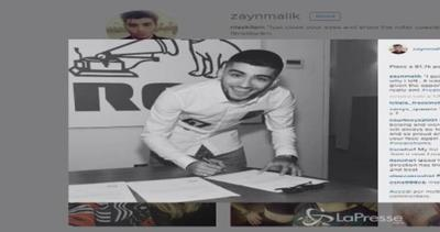 Zayn Malik inizia carriera da solista dopo l