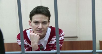 """Al via a Donetsk il processo alla """"top gun"""" ucraina Savchenko"""