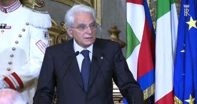 Mattarella: lotta a corruzione e alle mafie priorità assoluta
