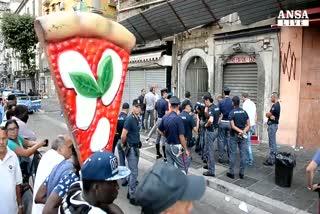 Sparatoria a Napoli, un morto e un ferito