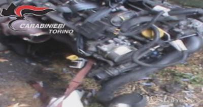 Torino, sequestrata una officina abusiva: auto rubate ...