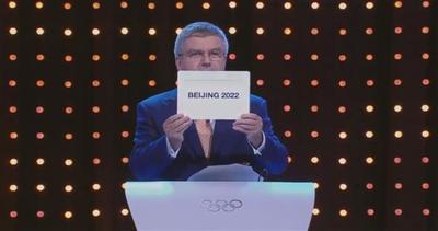 Giochi Olimpici invernali 2022: vince Pechino