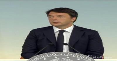 Renzi: Occupazione riparte per ultima, su questo c'è ...