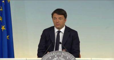 Renzi: Rai in prorogatio da mesi, giusto avere nuovo Cda