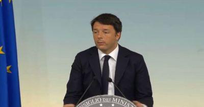 Renzi: su voto Rai segnale politico, ma i numeri ci sono
