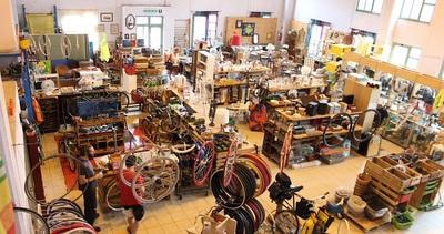 Cooperativa Triciclo di Torino, dove gli oggetti usati ...