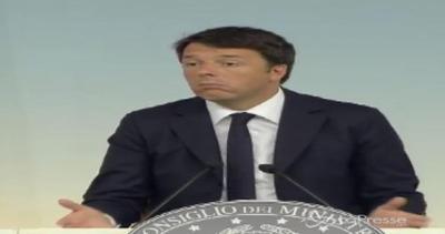 Azzollini, Renzi: Il Parlamento non è il passacarte del tribunale di Trani