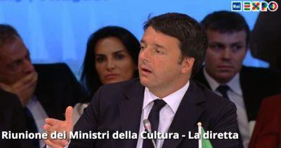 Renzi: pronti a sostenere l'ipotesi dei caschi blu della ...