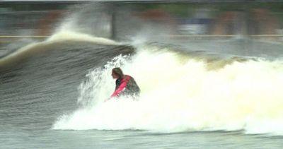Nuovo paradiso per i surfisti in Galles ma con onde ...