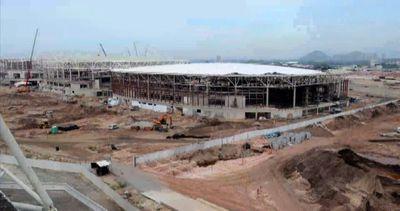 Rio 2016, timelapse dei lavori per le Olimpidi a ritmo di ...