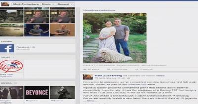 Zuckerberg diventerà papà: l'annuncio su Facebook