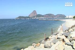 Sos mare inquinato, allarme per Rio 2016