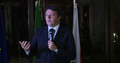 Renzi: basta piagnistei, tiramioci su le maniche