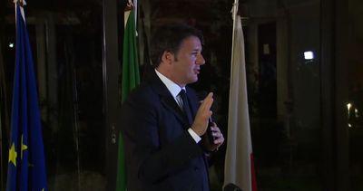 Renzi: arriveremo in fondo alle riforme, poi referendum