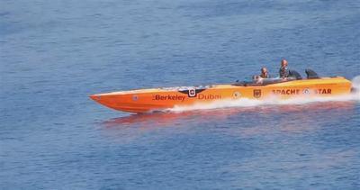 Dagli USA a Cuba in barca: è record di velocità