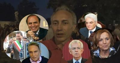 Da Vespa a Marino: Marco Travaglio odia tutti