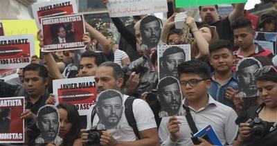 Giornalista ucciso in Messico, i colleghi protestano