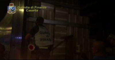 Dalla Polonia a Caserta, sequestrate 14 tonnellate di ...